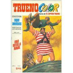 Bruguera. Trueno color. 47.