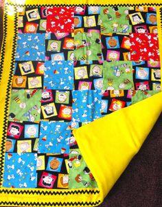 Peanuts Children's Blanket