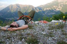 Via Ferrata Medale Gruppo Alpini. Dolomity 2016