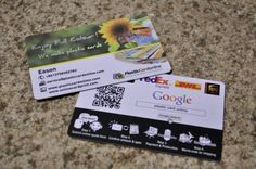 we can see that there is a very high rise in the demand for different kinds of printing cards, the plastic card printing companies have become humongous and creative on the whole. Customers and suppliers both have sharply increased in number over the last few years.one can obtain amazing cost effective business cards and membership cards from a well-known plastic card company.