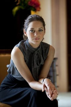 Marion Cotillard #beauty #style #fashion