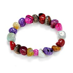 7 Chakra Natural Stone Bracelets - Feminine