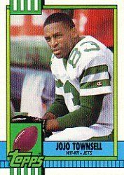 1990 Topps #455 Jo Jo Townsell by Topps. $1.75. 1990 Topps Co. trading card in near mint/mint condition, authenticated by Seller