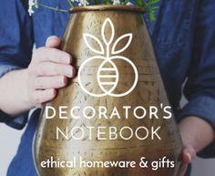 Visit the Decorator's Notebook Shop