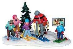 Lemax >> Vail Village >> Ski School