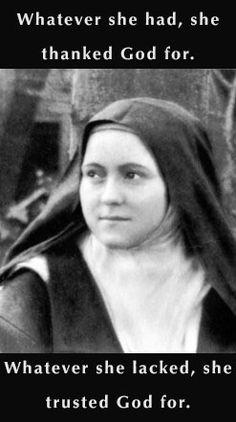 """Story of a Soul"" - By Saint Thérèse of Lisieux, the ""Little Flower of Jesus"" Catholic Prayers, Catholic Saints, Roman Catholic, Patron Saints, Sainte Therese De Lisieux, Ste Therese, St Faustina, Spiritus, Saint Quotes"