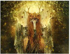 Forest Spirit Dryad
