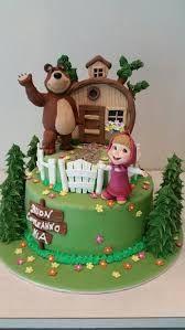 cumpleaños de masha y el oso - Buscar con Google