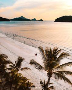Langkawi, Malaysia - The most BEAUTIFUL beach!