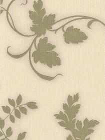 Wallpaper  pattern 919769. Keywords describing this pattern are embossed, textured, acanthus, leaves, vines, stripes.  Colors in this pattern are Tan, Yellow.  Alternate color patterns are 919745;Page:3;919776;Page:5;919721;Page:7;919707;Page:9.  Product Details:  peelable  washable  Material is Vinyl Coated Paper. Product Information:  Book name: Safrano Pattern #: 919769 Repeat Length: 12 3/5 inches.  Pattern Length: 16 1/2 inches.  Pattern Length: 27 0 inches.
