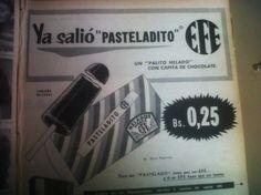 PUBLICIDAD DE HELADOS EFE AÑOS 70
