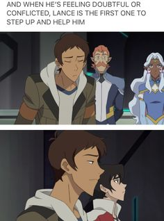 KLANCE Lance supporting Keith Canon