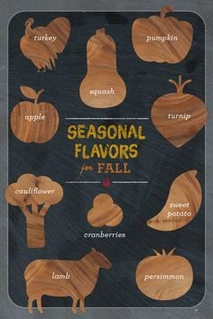 Everybody loves the berries, melons, and fresh fruits of the summer. But fall flavors can be exciting, too. While you can get almost everything year-round, focusing on what's in season locally ensures your food is at peak flavor. Whether it's fruits like apples and cranberries or vegetables like cauliflower and squash, our seasonal food chart makes sure that this fall grilling season you'll be grilling in season. | Char-Broil