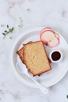 Maple cake, (bizcocho de jarabe de arce) by Food and Cook