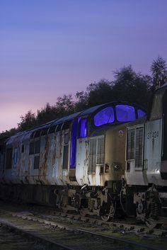 abandon train