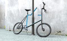 Jens Andersson : Lock. Bicycle