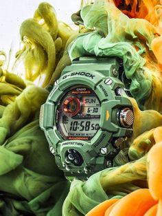 Casio G Shock Watches, Sport Watches, Casio Watch, Cool Watches, Watches For Men, Men's Watches, Tag Heuer, Patek Philippe, G Shock Limited