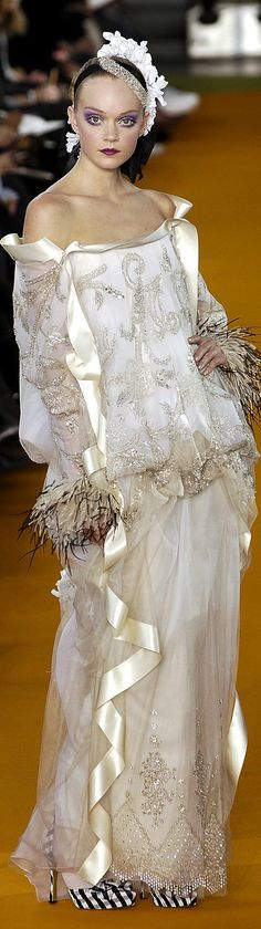 Couture Spring 2008 - Christian Lacroix