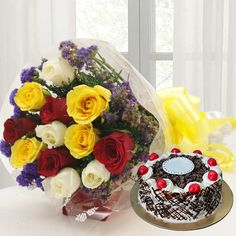20 Best Online Cake And Flowers Delivery Images