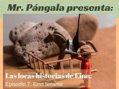 Las locas historias de Einn: Einn feriante
