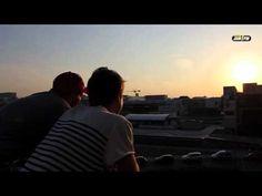 Wie wird man Berliner ? - 7 Den Sonnenuntergang über den Dächern der Stadt erleben // http://www.jam.fm/ben-und-dan-kiekn-ma #JAMFM #Berlin