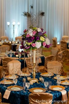 indian wedding reception decor design style http://maharaniweddings.com/gallery/photo/11792