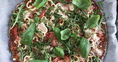 Fitt fazék kultúrblog : Gluténmentes, extra ropogós chia pizza. Protein, Beef, Food, Meat, Essen, Meals, Yemek, Eten, Steak