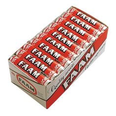 FAAM Drop! (I would LOVE to buy a box like that! My mouth's already watering...)