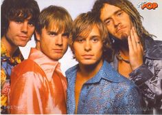 The Take That years...