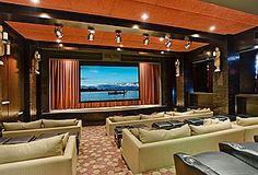 Every home theater idea you could think of...no joke