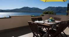 Residence Casa e Vela Oggebbio Situated on Lake Maggiore's lakefront, Residence Casa e Vela is surrounded by natural beauty and boasts lake-view rooms and apartments, free Wi-Fi, and a terrace overlooking the lake. Cannero Riviera is 3 km away.