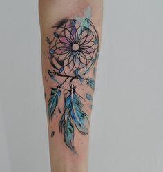 http://tattoos-ideas.net/dream-catcher-by-aleksandra-katsan/