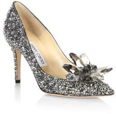 $4,595 Jimmy Choo Heels Sold by Saks Fifth Ave.