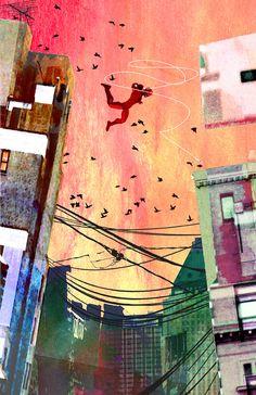 Daredevil by Sean Anderson