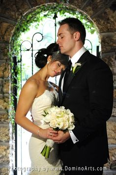 Read about Christina and Casey's wedding day at The Ritz-Carlton Coconut Grove, Miami on Nevesta Wedding Magazine: http://nevestamagazine.com/Issues/nevesta4/index.html ... Wedding Portrait by www.DominoArts.com
