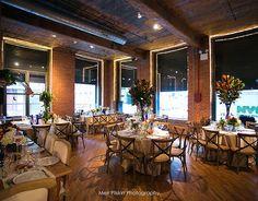 Wedding Venue Brooklyn - Love this beautiful space to host an intimate wedding. www.the-international-wedding-planner.com