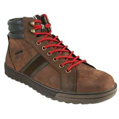 You'll be hiking in style when you're wearing the Mephisto - Allrounder Men's Tibo Brown Waxy @ ShoeStores.com Weekend Camping Trip, Mephisto, High Top Sneakers, Hiking, Brown, How To Wear, Style, Walks, Swag