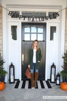 I absolutely love Fall fashion! Today I'm sharing some of my latest favorite Fall fashion finds from Nordstrom. So many fun clothes to love!