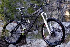 Vital MTB bike of the day plush with Avalanche front and rear suspension. Speechless...