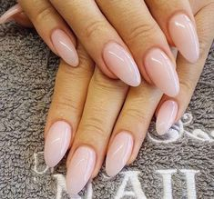 In seek out some nail designs and some ideas for your nails? Here's our set of must-try coffin acrylic nails for trendy women. Almond Shape Nails, Almond Acrylic Nails, Nails Shape, Fall Almond Nails, Short Almond Nails, Nude Nails, Matte Nails, Shellac Nails, Black Nails