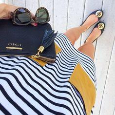 J'adore #stripes