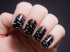 galaxy nails star wars nail art premiere
