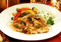 Veal Marsala - Veal Made Easy  *For recipe, visit: http://vealmadeeasy.com/recipes/veal-marsala/