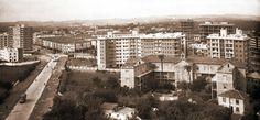 Asilo de Ancianos hermanitas de los pobres frente corte ingles Murcia, Paris Skyline, Spain, Travel, Antique, Old Bridges, 19th Century, Cartagena, Old Pictures