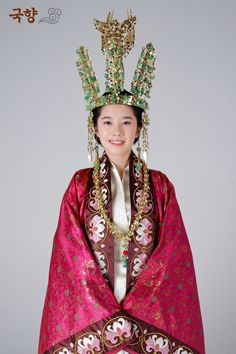 ♡삼국시대귀족♡ Three Kingdom Period Silla 시라 왕의 Royal Attire
