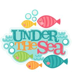 {Freebie of the Day} Under the Sea - Available for FREE only today, June 7