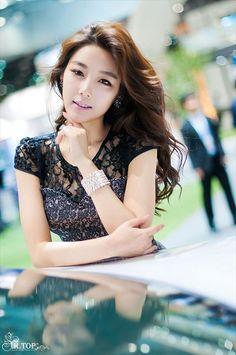 Jo Sang Hi - Gorgeous Korean Model