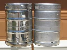 How To Plish a Keg. Turn that dingy old keg into a bright and shinny new one.