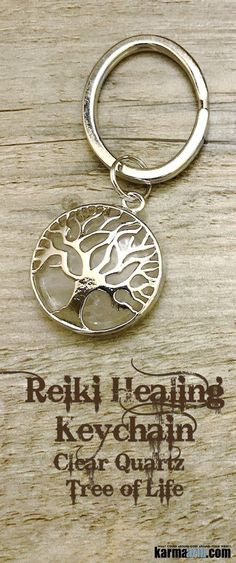 Keychain, Reiki Healing Chakra Gemstone Keyring | The #Tree of #Life is a symbol of a fresh start on life, positive energy, good health and a bright future. #Keychains #Keyrings #Charm #Mens #Good #Lucky #womens #Jewelry #CrystalsEnergy #gifts #Chakra #reiki #Healing #Kundalini #Law #Attraction #LOA #Love #Mantra #Mala #Meditation #prayer #mindfulness #wisdom #CrystalEnergy #Spiritual #Gifts #Mommy #Blog #quartz