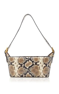 e6ae19d67dd4 Celeste Snake Print Leather Bag by BY FAR Now Available on Moda Operandi  Snake Print